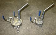 Acoples rapidos aluminio